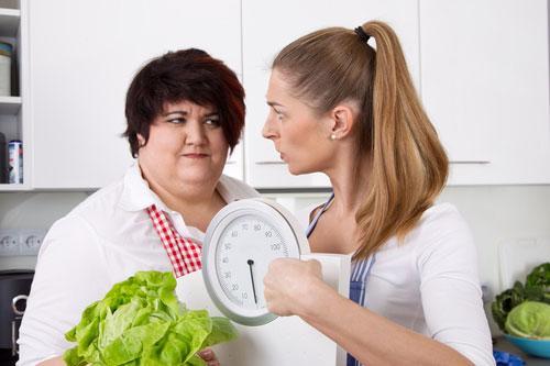 как похудеть если вес стоит на месте