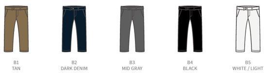 мужской стиль цвет брюк