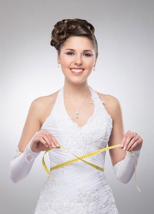 похудение для невесты