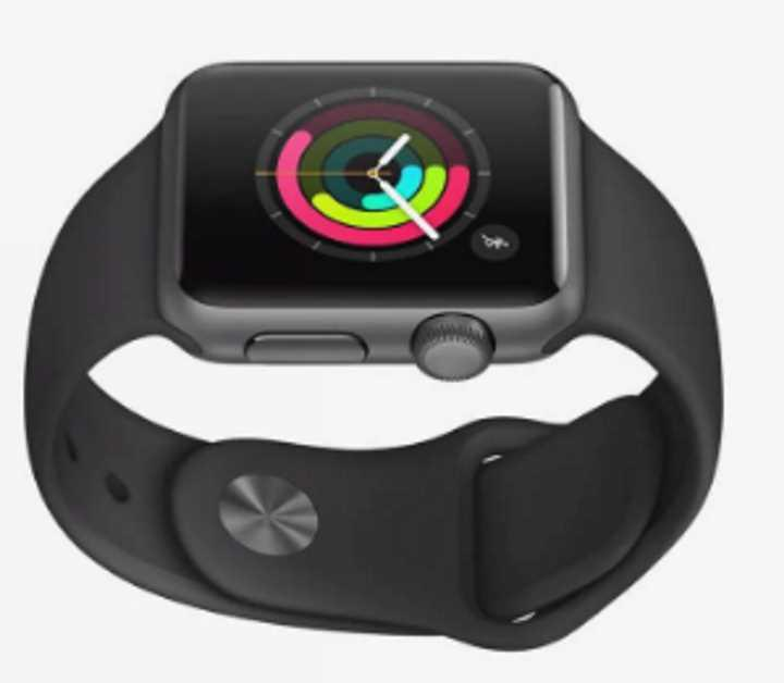Apple Watch серии 1 и 2
