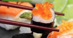 5 плюсов суши-диеты