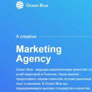 Заказать продвижение бренда в компании Ocean Blue Global Limited
